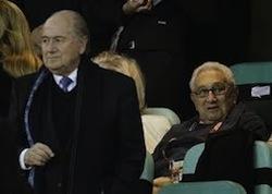 Blat(ter) cu Kissinger