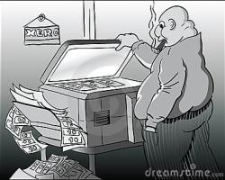Falsificatorii de bani