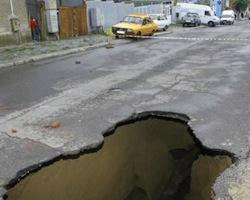 Investitiile publice defectuoase salveaza locuri de... veci