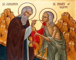 Duminca Sf. Maria Egipteanca